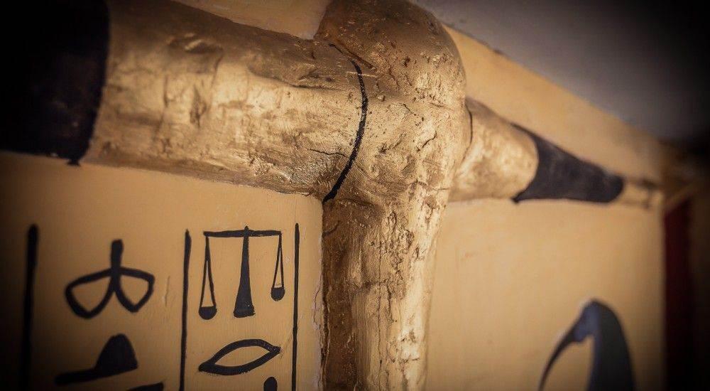 Квест 7 загадок фараона в Москве фото 4
