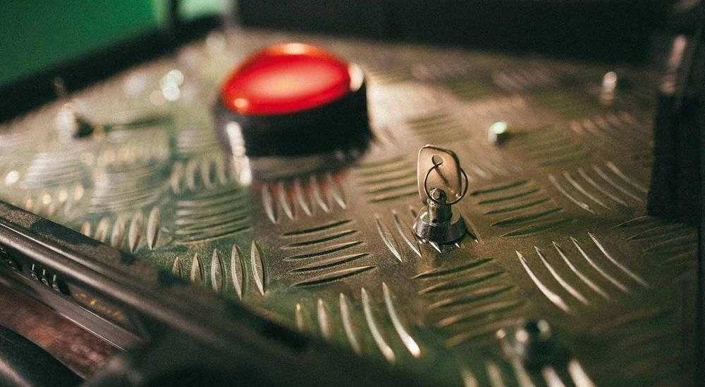 Квест Красная кнопка в Москве фото 0