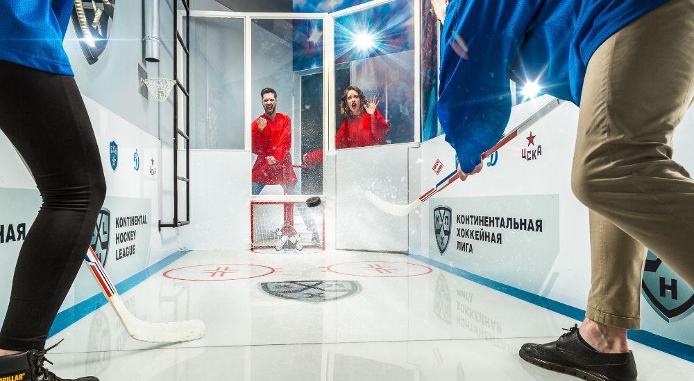 Квест Ледовое побоище в Москве фото 2