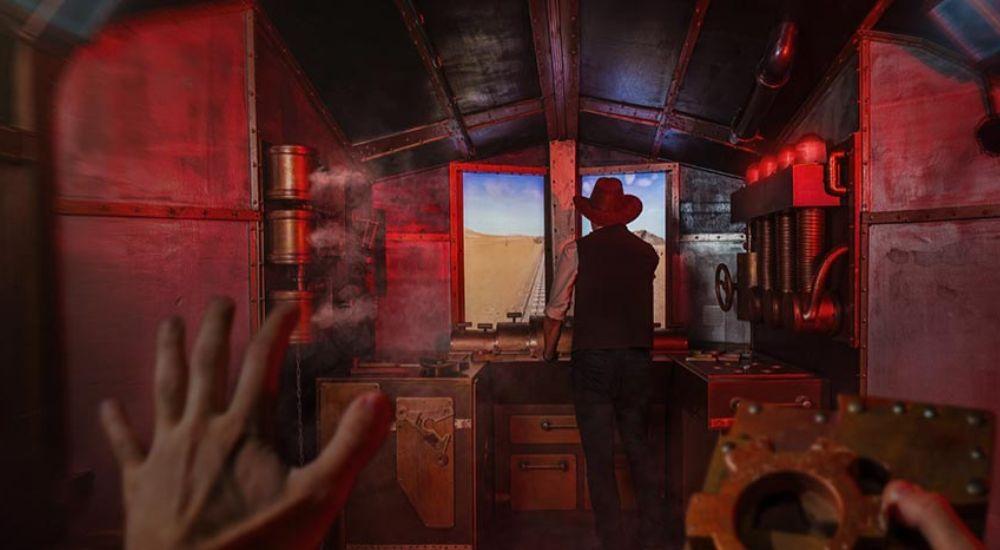 Квест Ковбойское приключение на Диком Западе в Москве фото 3