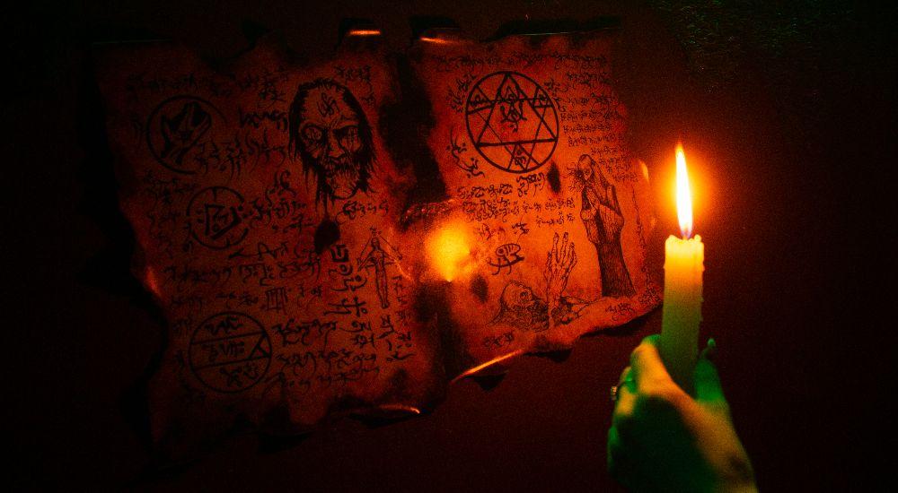 Перформанс Дом Ведьмы в Барнауле фото 0