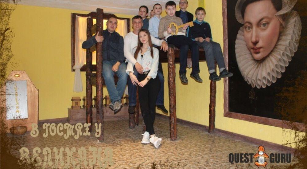 Квест В Гостях у Великана в Волгограде фото 3