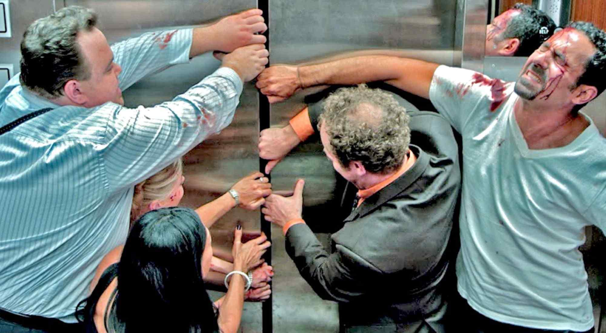 Квест Бешеный лифт в Томске фото 0