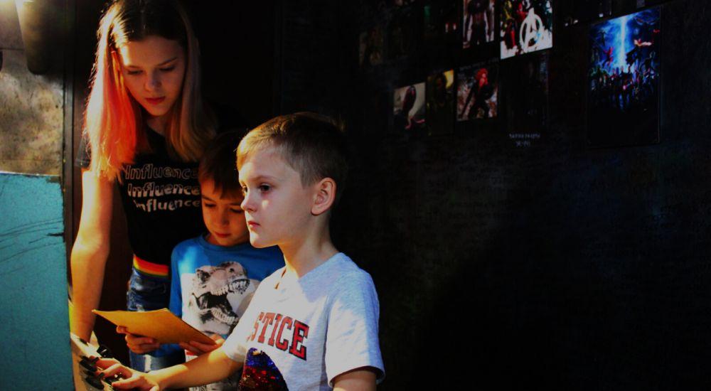 Квест Лабиринт  Супергероев в Краснодаре фото 2