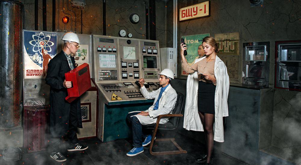 Квест Спецоперация: Чернобыль в Москве фото 1