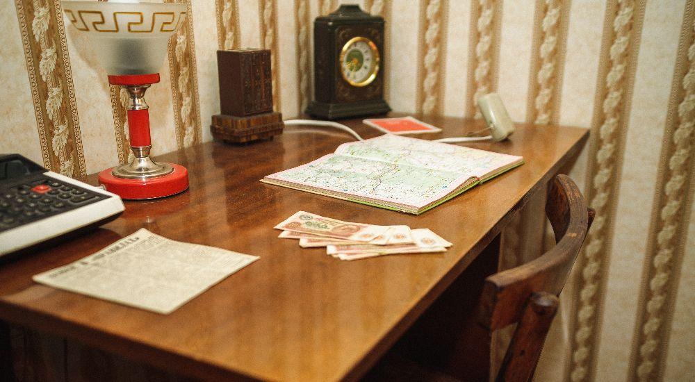 Квест Петля времени в Барнауле фото 2