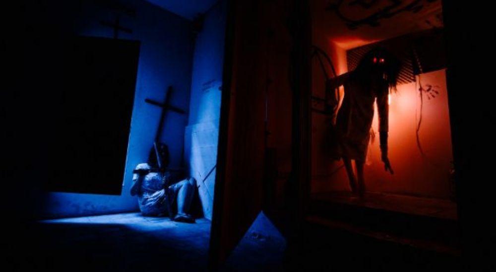 Перформанс Заклятие. Изгнание Демона в Ростове-на-Дону фото 1