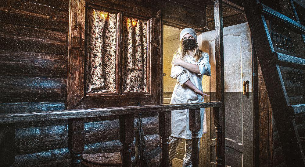 Квест Точка невозврата в Москве фото 1