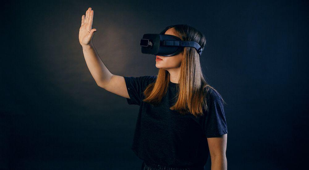 VR квест Особое мнение в Москве фото 1