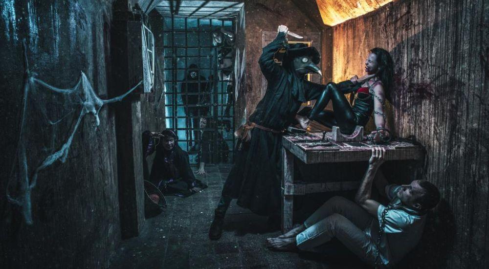 Перформанс Бессмертие в Москве фото 1