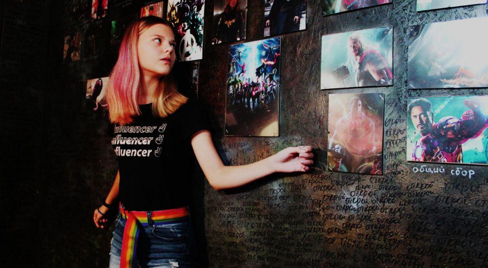 Квест Лабиринт  Супергероев в Краснодаре фото 5
