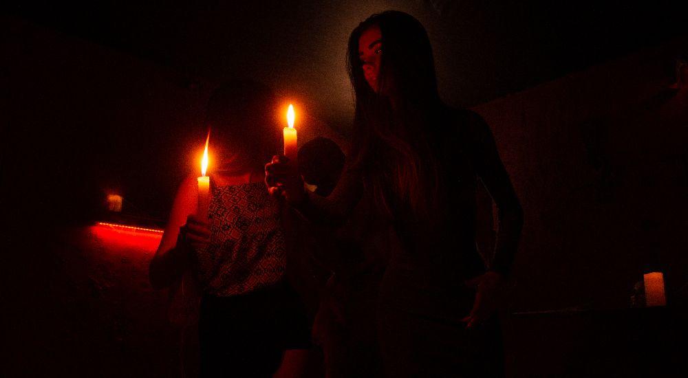 Перформанс Дом Ведьмы в Барнауле фото 5