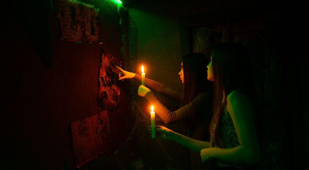 Перформанс Дом Ведьмы в Барнауле фото 3