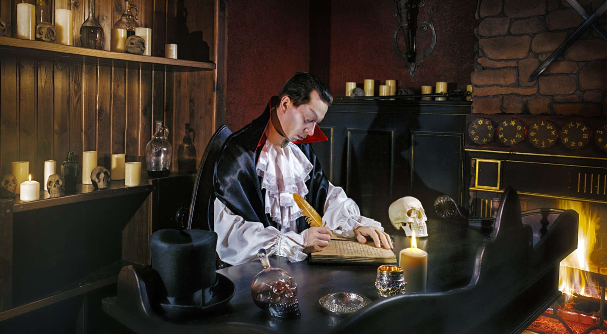 Квест Дракула. Нерассказанная история в Москве фото 3