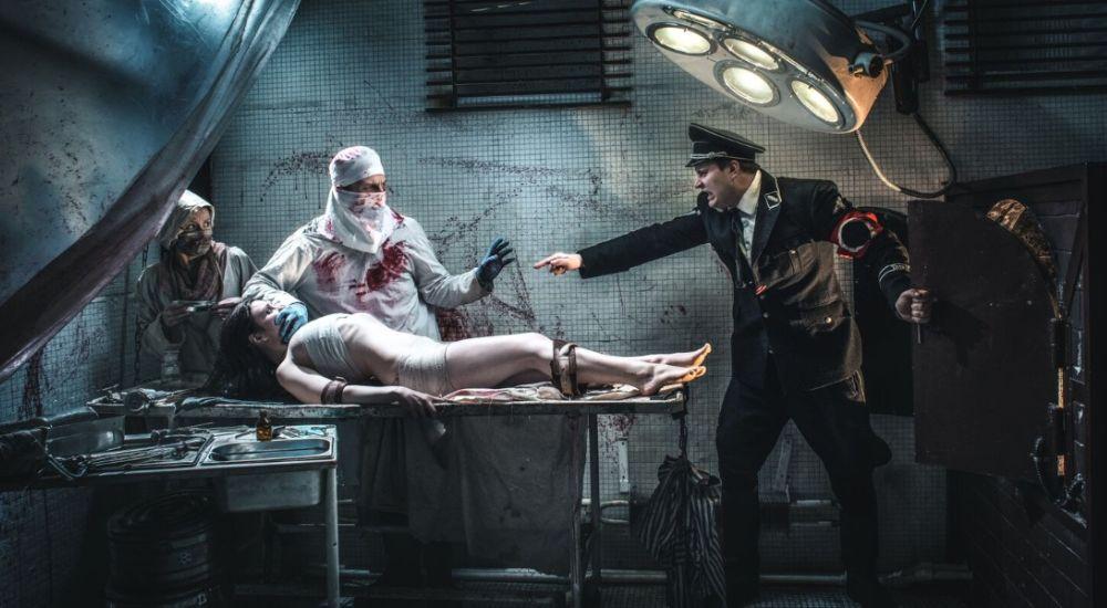 Перформанс Диверсанты: в тылу врага в Москве фото 2