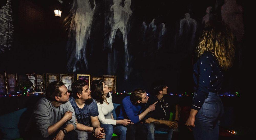 Прятки Лига Теней в Москве фото 1