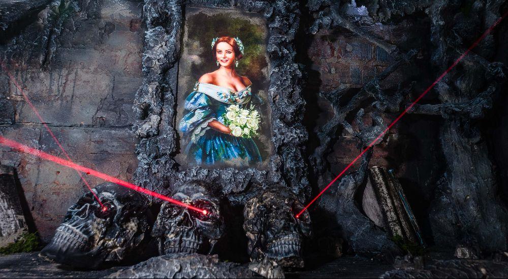 Квест Призрак в Москве фото 3