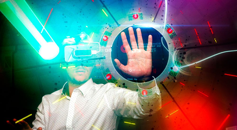 VR квест Космос в Краснодаре фото 1