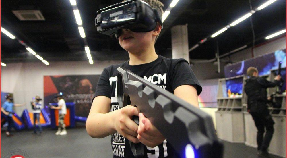 VR квест VR квест «Код дельта» в Москве фото 0