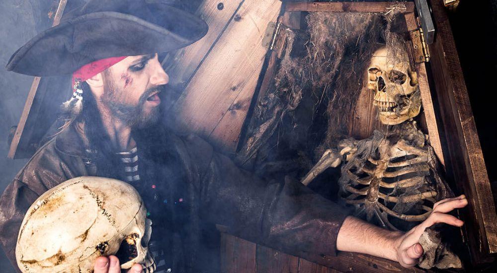 Квест Пиратское сокровище в Владивостоке фото 1