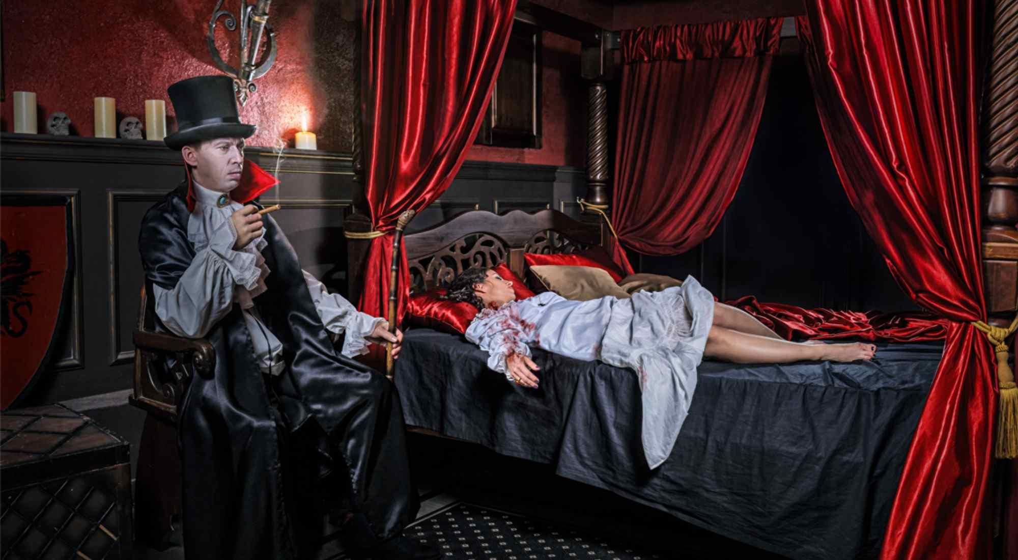 Квест Дракула. Нерассказанная история в Москве фото 2