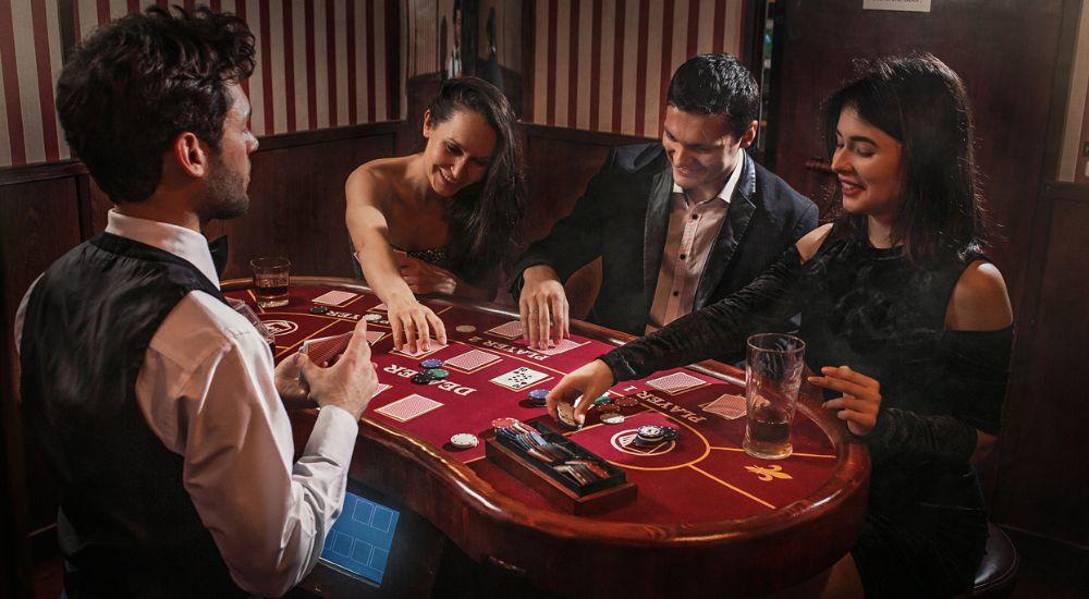 Квест Ограбление подпольного казино в Москве фото 1
