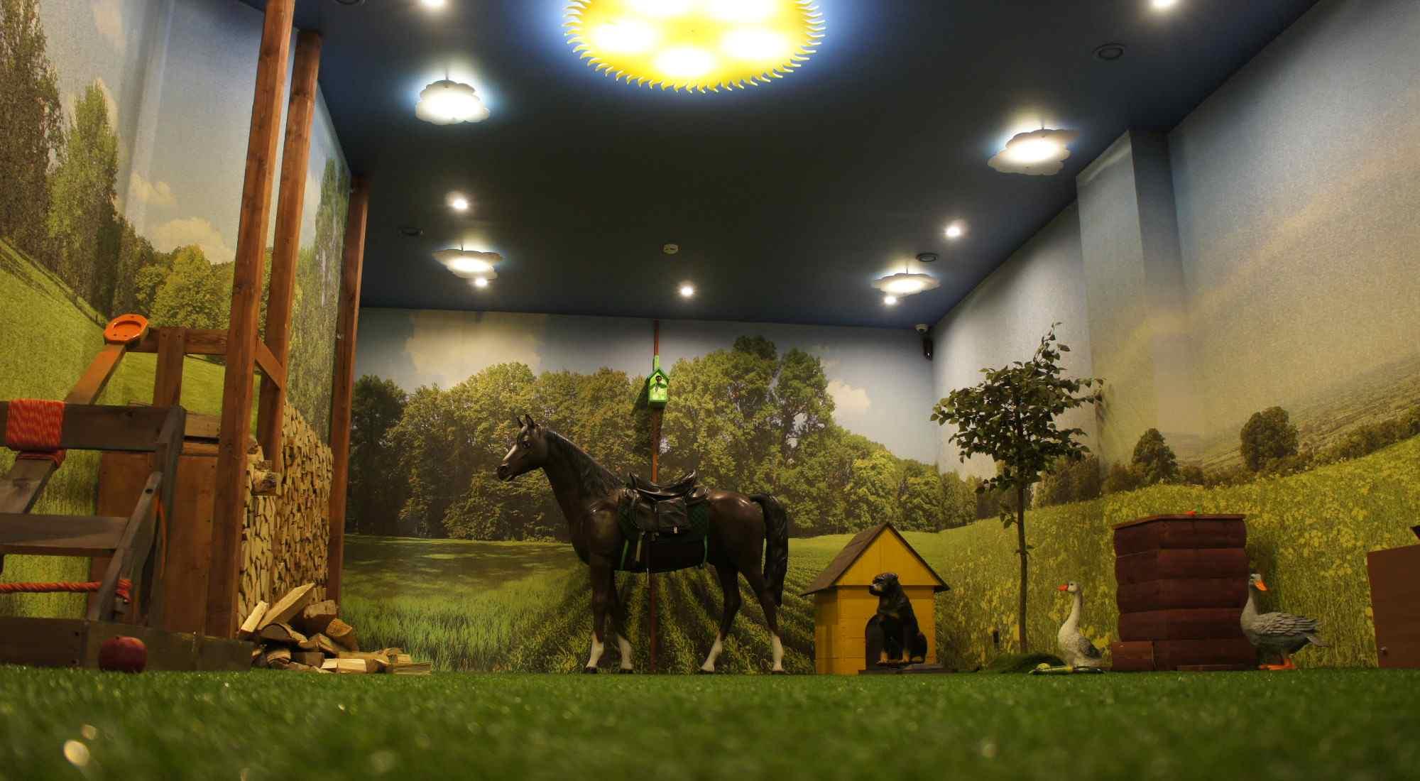 Квест Клад на ферме в Москве фото 1