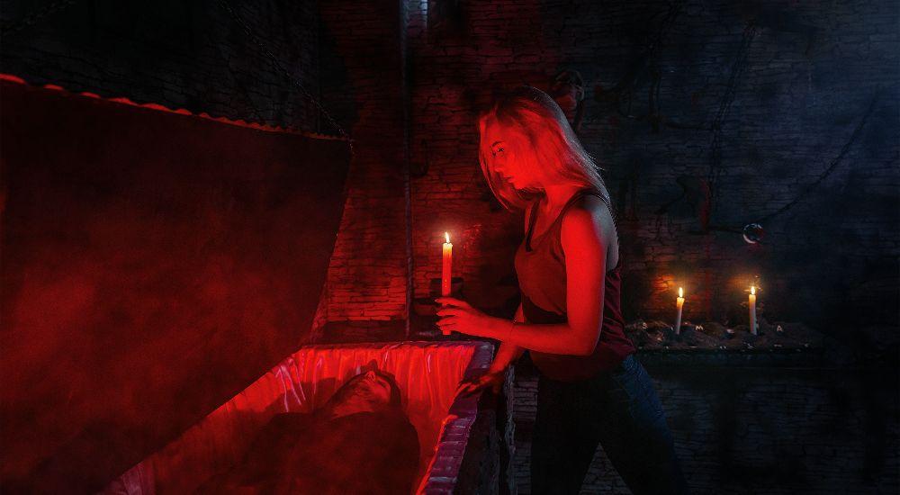 Квест Ангелы и демоны в Москве фото 1