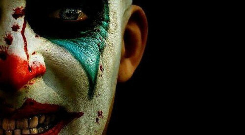 Перформанс Цирк Дю Сатан в Владивостоке фото 1
