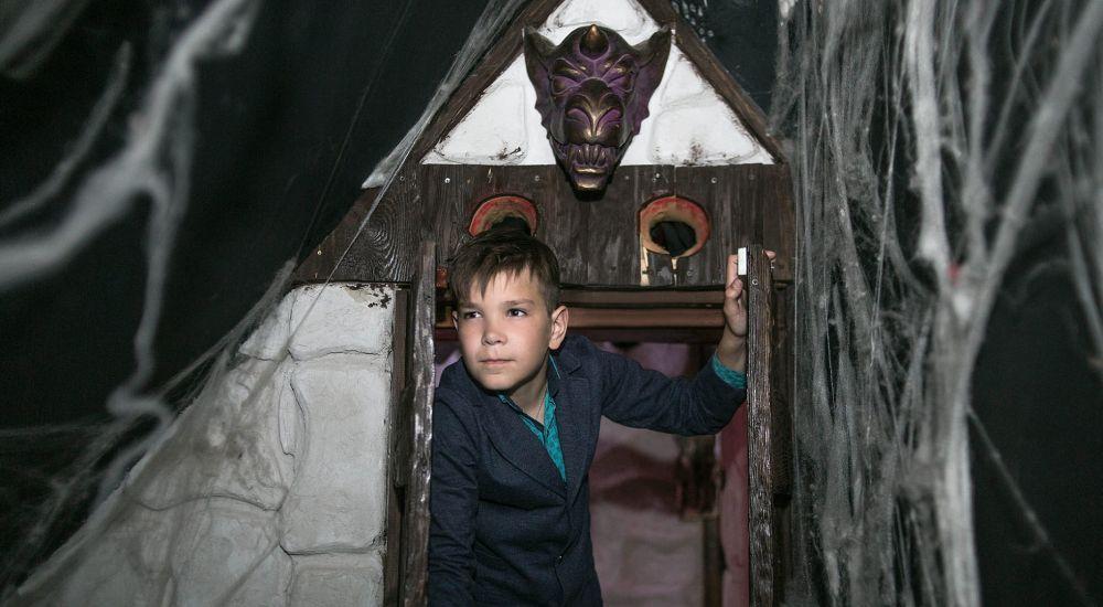 Квест Страна кошмаров в Барнауле фото 0