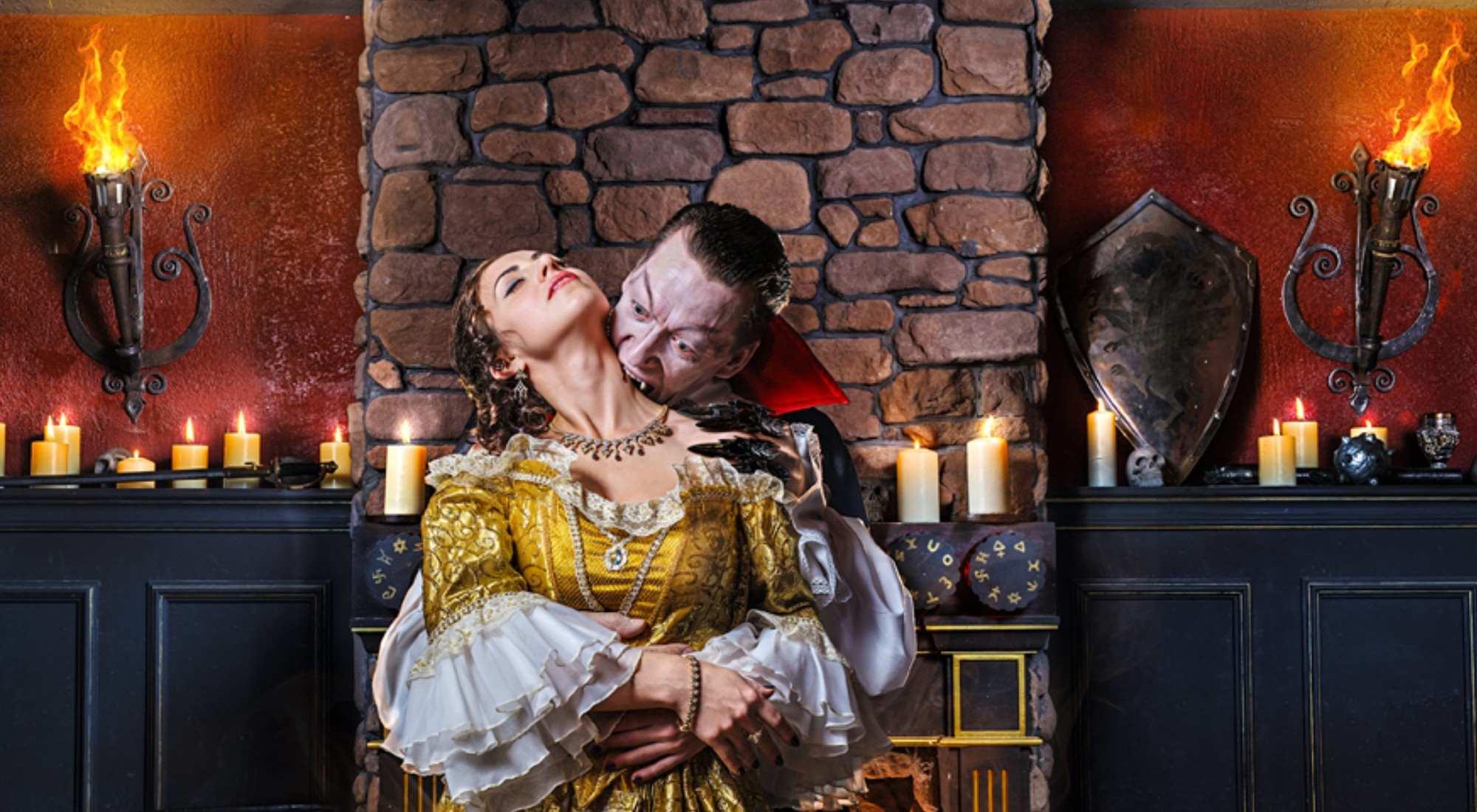 Квест Дракула. Нерассказанная история в Москве фото 0