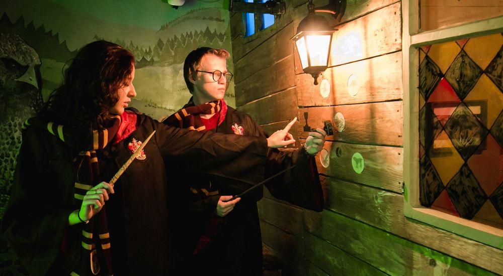 Квест Гарри Поттер: Отряд Дамблдора в Москве фото 2