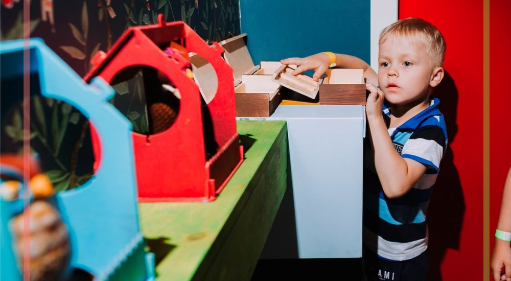 Квест Фабрика подарков в Владивостоке фото 1