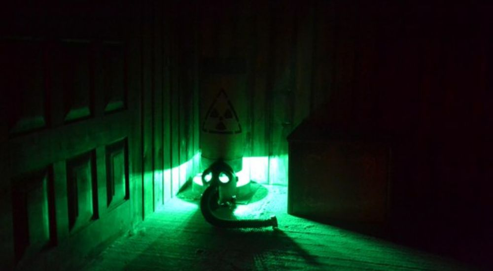 Квест Зона Отчуждения в Пскове фото 1