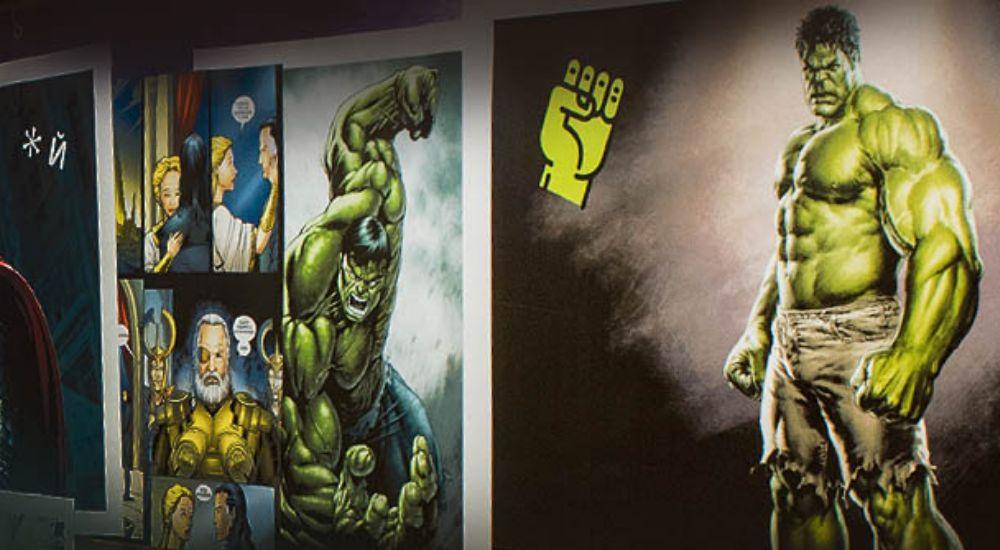 Квест Супергерои в Владивостоке фото 3