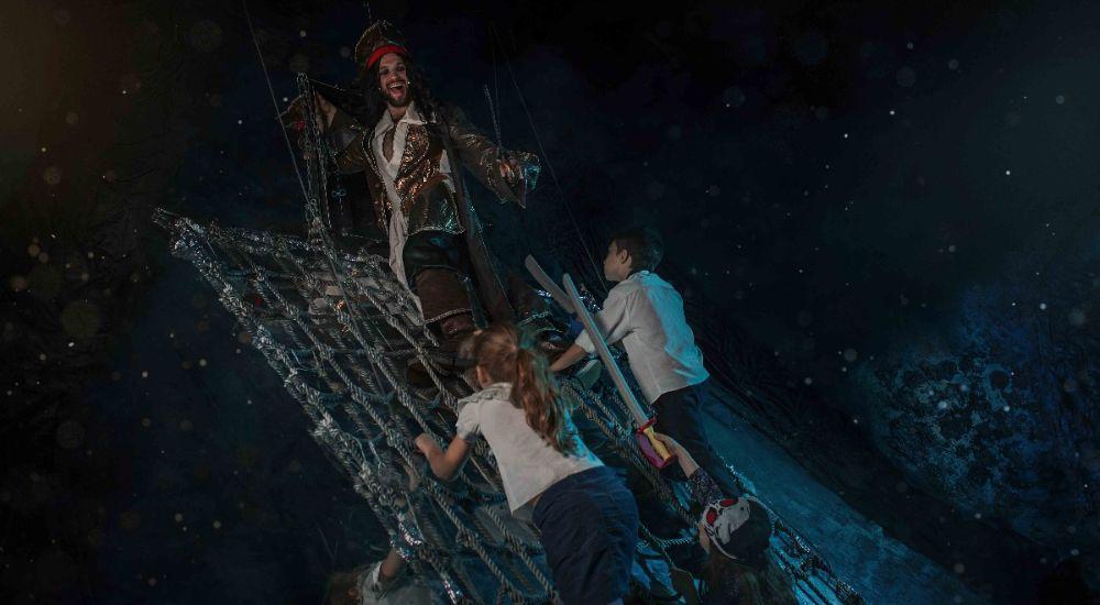 Квест Пиратские Приключения на острове Креста в Москве фото 1