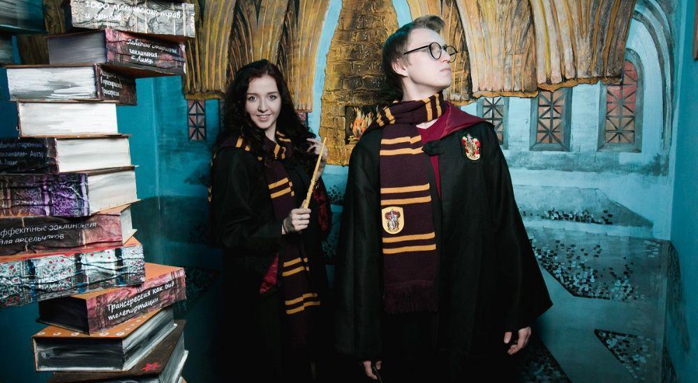 Квест Гарри Поттер: Отряд Дамблдора в Москве фото 0