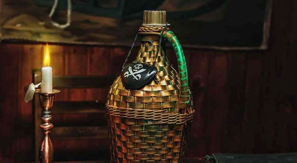 Квест Пираты Карибского моря: проклятие Черной жемчужины в Москве фото 0