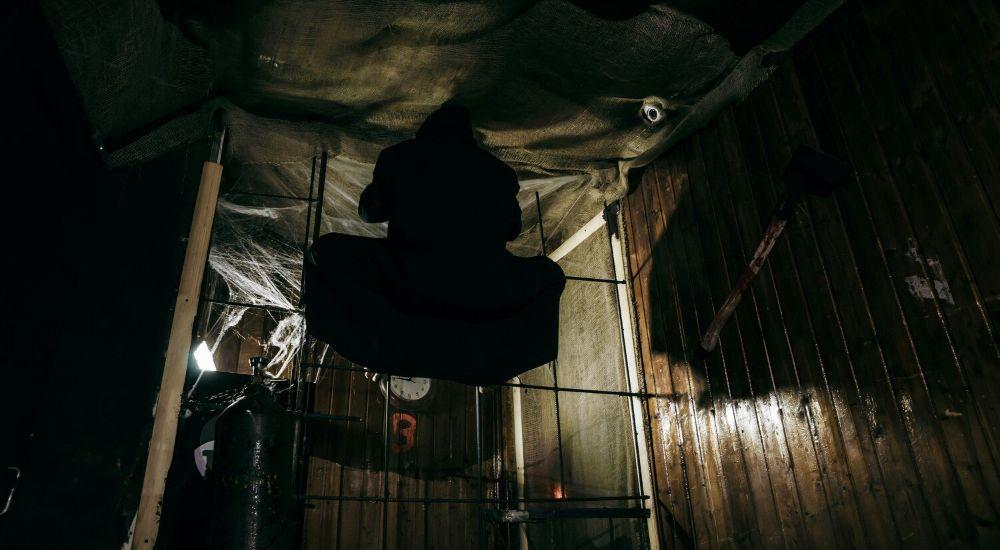Перформанс Проклятый дом в Краснодаре фото 0