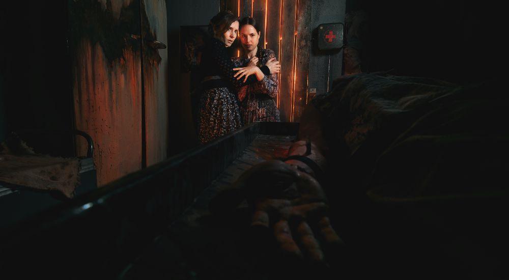 Квест Потомок Франкенштейна в Краснодаре фото 3