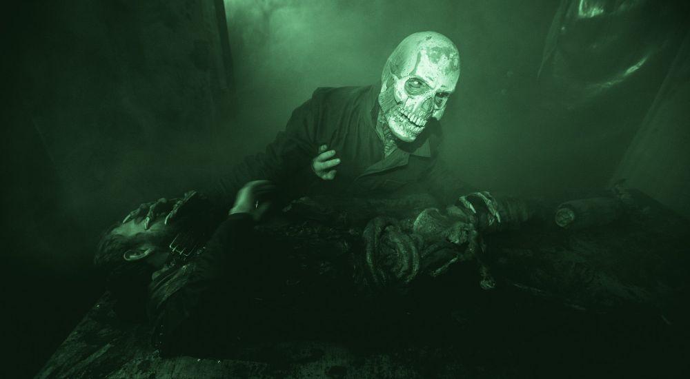 Квест Zombieland: blackout в Москве фото 0
