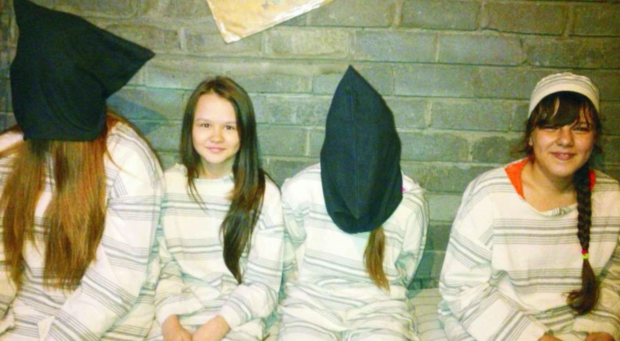 Квест Побег из тюрьмы в Чите фото 2