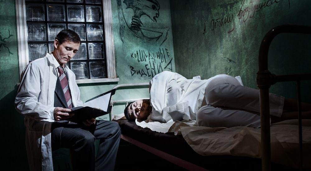 Квест Секретный пациент в Москве фото 1