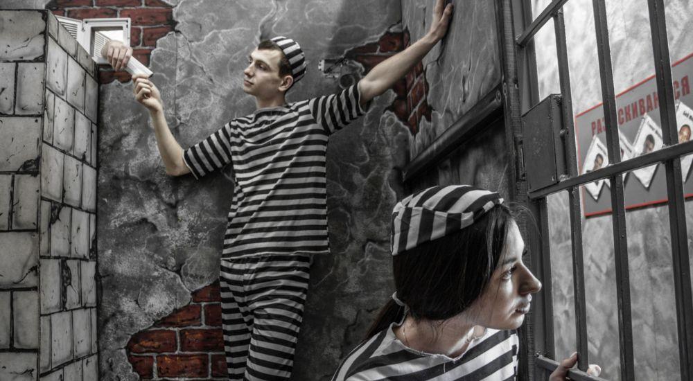 Квест Побег из тюрьмы в Благовещенске фото 0