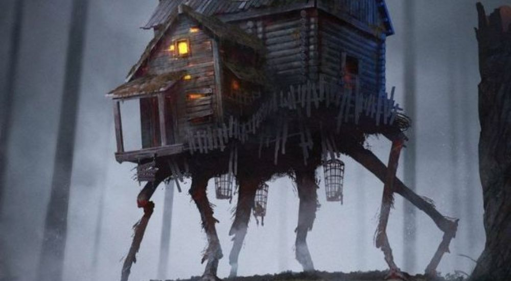 Квест Хижина черной Ведьмы в Барнауле фото 0