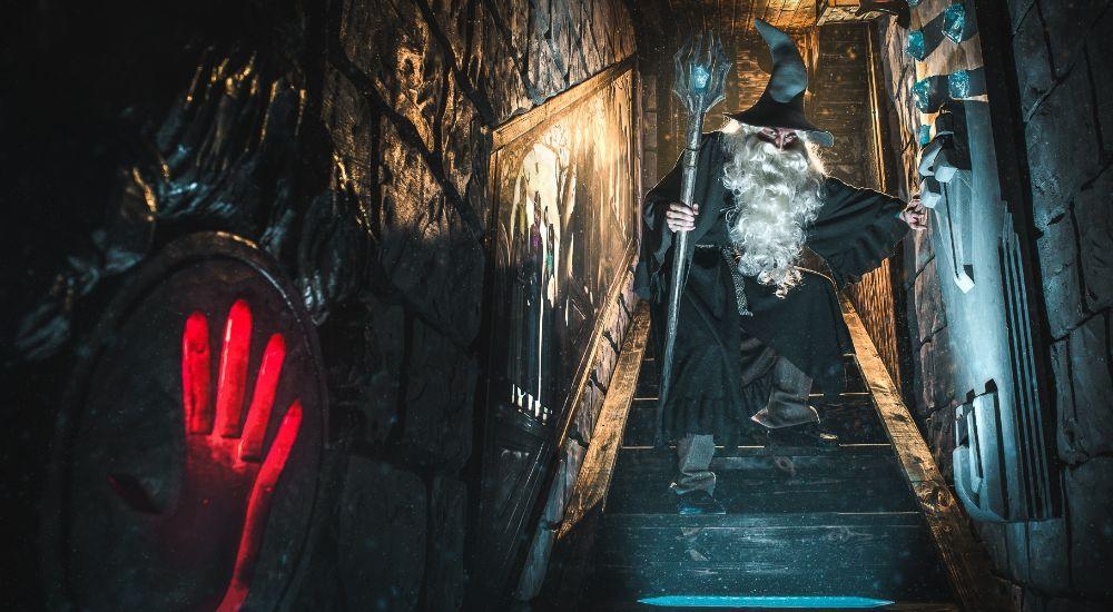 Квест Фродо: Царь Горы в Москве фото 0