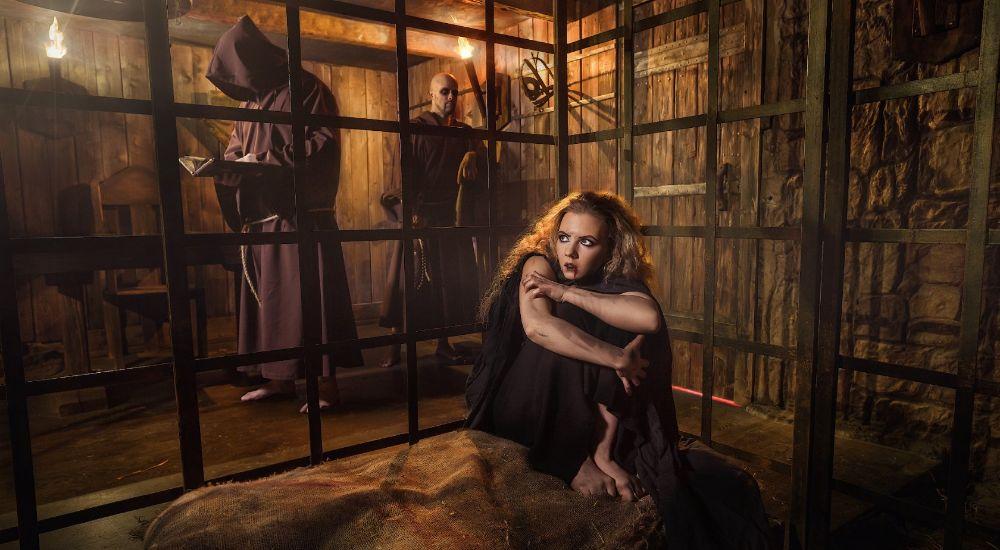 Квест Инквизиция в Москве фото 2
