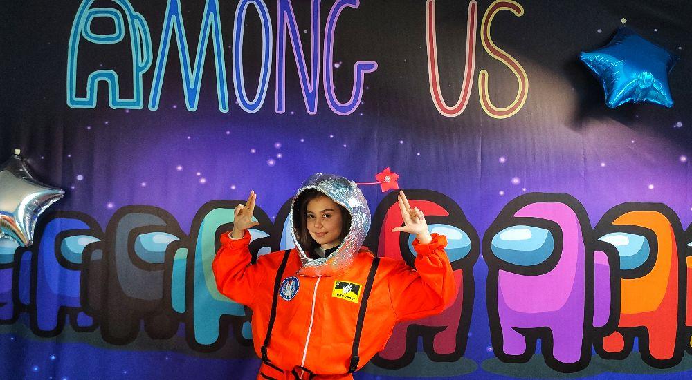 Квест Амонг Ас в Оренбурге фото 7