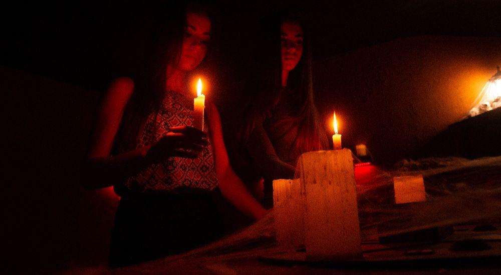 Перформанс Дом Ведьмы в Барнауле фото 6