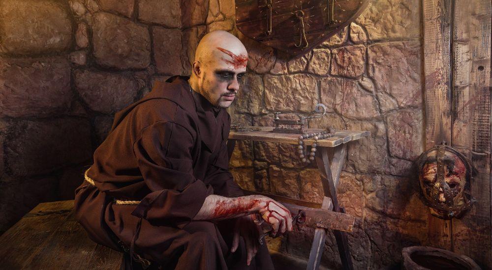 Квест Инквизиция в Москве фото 0